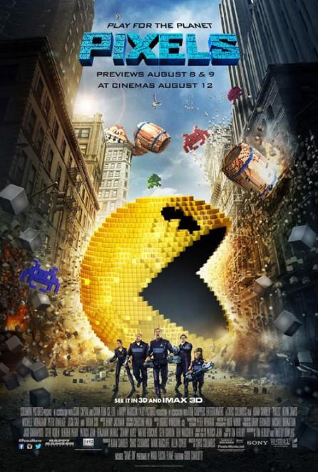Pixels (2015) - Full Movie Online, Free Movie
