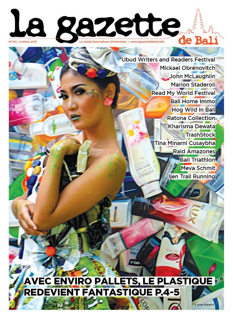 La Gazette de Bali Octobre 2015