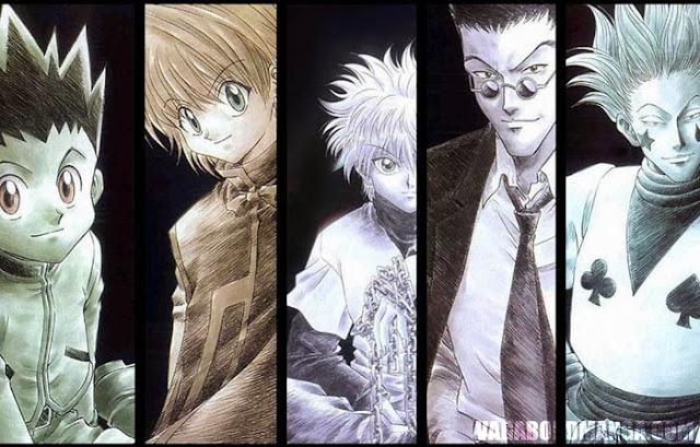 Top 10 manga bán chạy nhất năm 2013 tại Nhật Bản