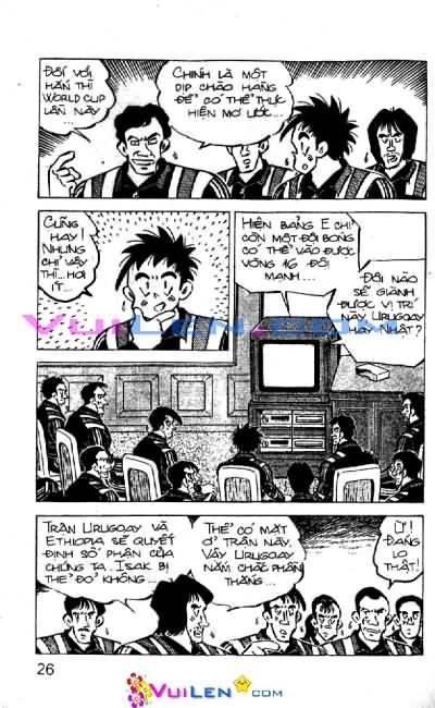 Jindodinho - Đường Dẫn Đến Khung Thành III Tập 66 page 26 Congtruyen24h