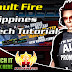 Assault Fire Philippines Mech Tutorial
