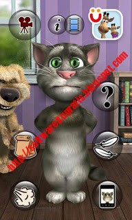 Sekarang Readers dapat memilih Game Android Talking Tom Cat