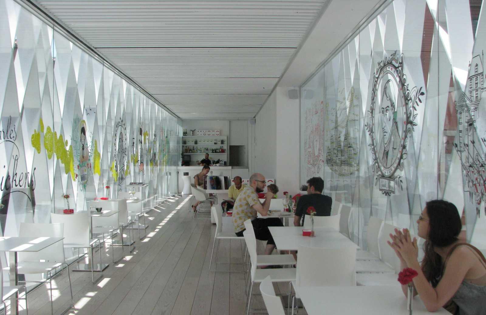 Arquinotas abc madrid museo de aranguren y arquitectos gallegos - Trabajo arquitecto madrid ...