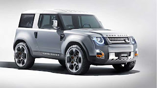 2015 Land Rover Defende Release Date & Redesign