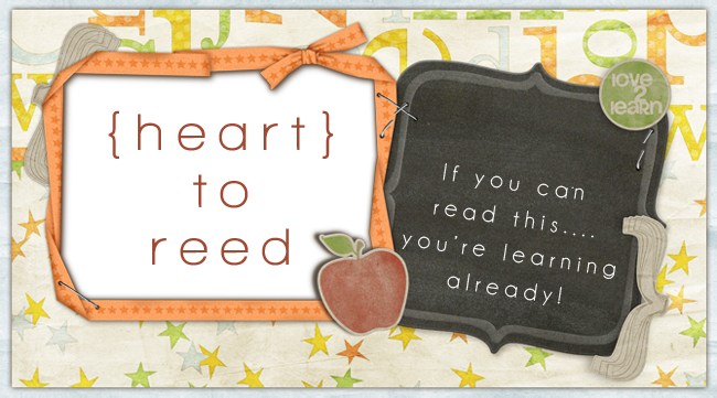{heart} to reed