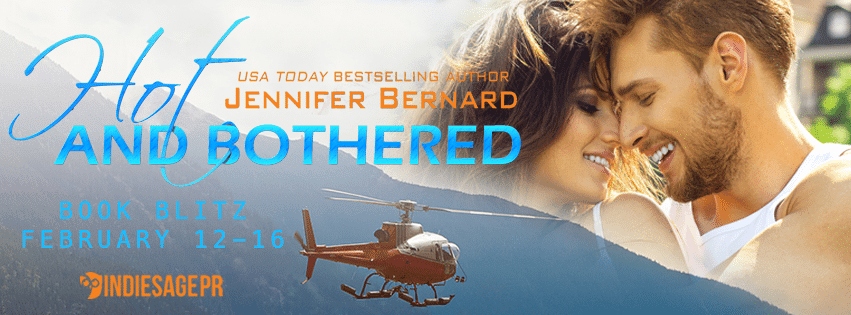 Hot and Bothered Book Blitz