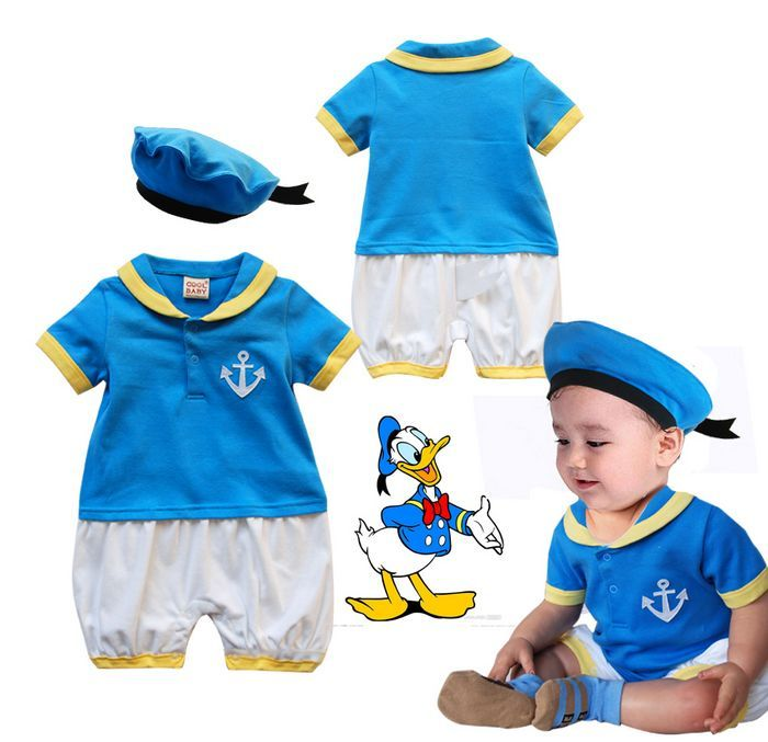 Летний костюм для мальчика своими руками