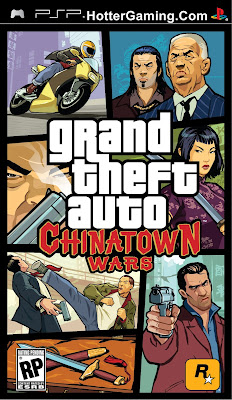 Free Download GTA China Town Wars PSP Game Cover Photo