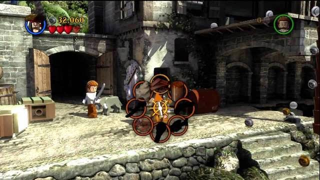 LEGO Pirates of the Caribbean PC Games Screenshots