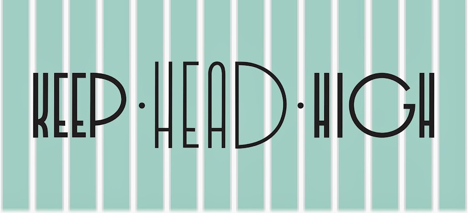 Keep head high! Blog o modzie i lifestyle'u