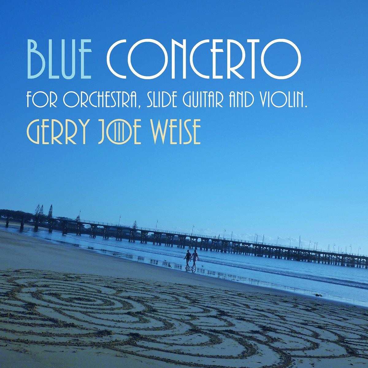 Blue Concerto for Orchestra. 2016