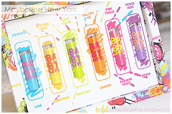 Maybelline - Baby Lips #be_unexpected
