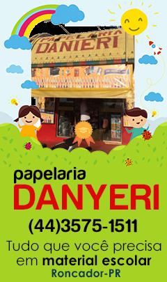 Papelaria Danyeri