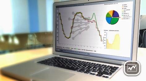 Enlace a la demanda de energía eléctrica instantánea en España