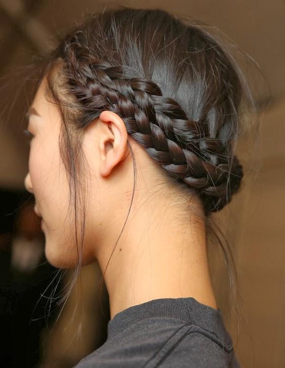 Go back gt gallery for gt goddess braids updo