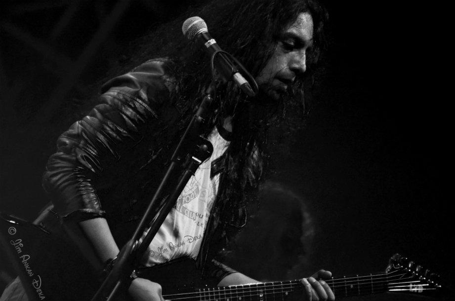 Kryptos at Harley Rock Riders Season III, Bangalore - Jim Ankan Deka photography