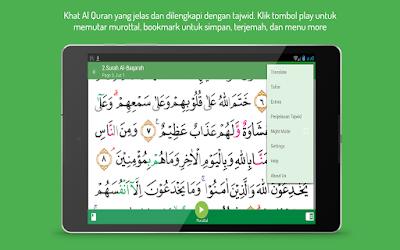 Aplikasi Al Quran Terbaik Untuk Android Dan Smartphone