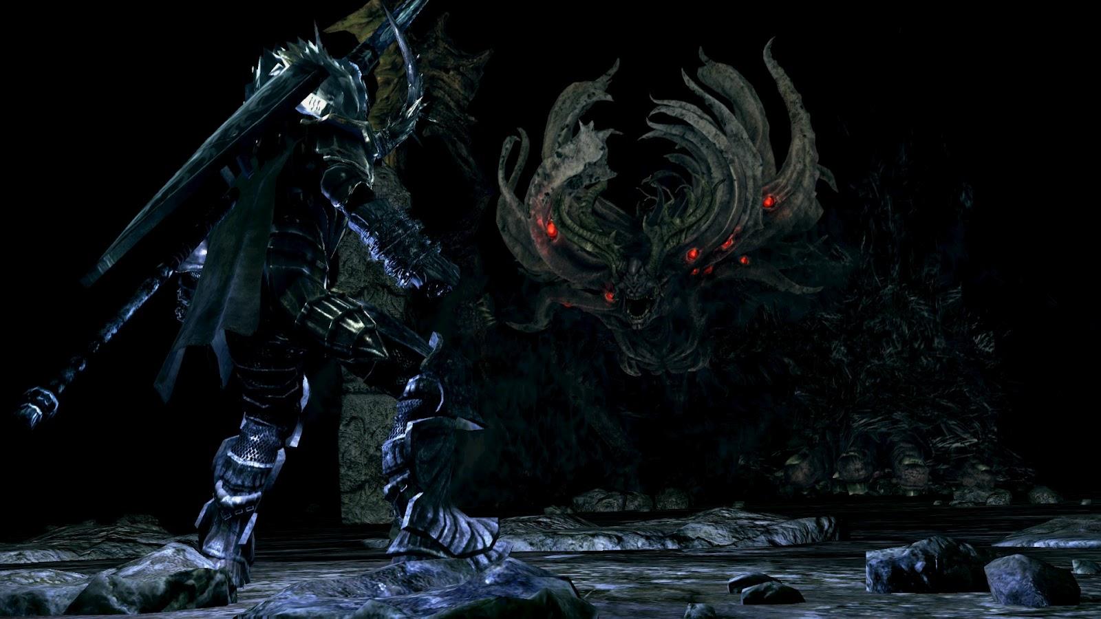 the nocturnal rambler dark souls screenshots amp wallpapers