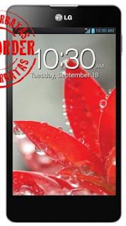 Harga dan Spesifikasi LG Optimus G E975