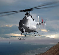 MQ-8C Fire Scout - Teknologi Terbaru Tentera US