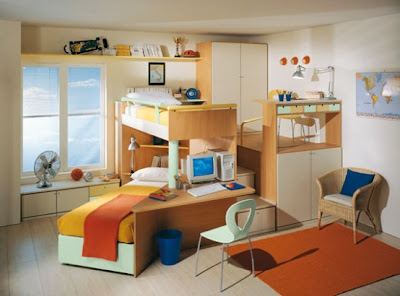 Kids Bedroom Design Ideas