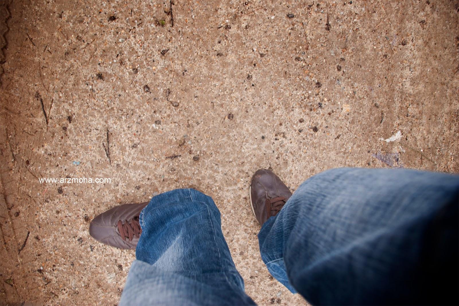 langkah, erti kalah, jangan mengalah, arzmoha, gambar cantik, photography, foot,