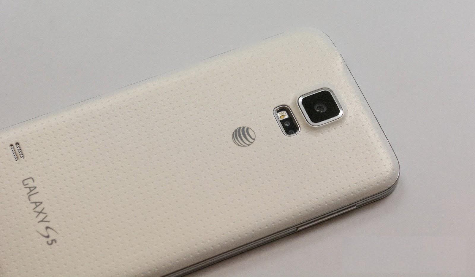 Samsung Galaxy S5 Android 4.4 KitKat