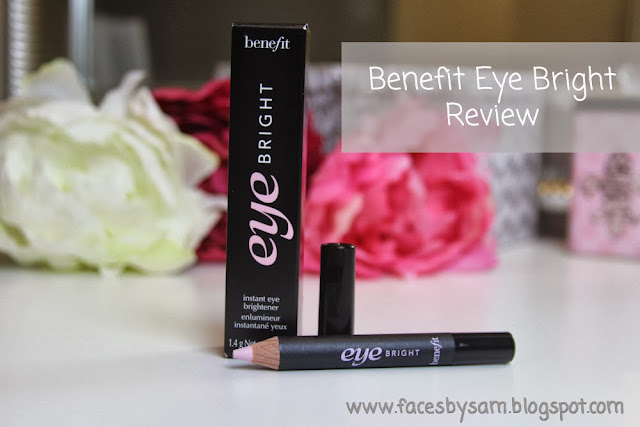 Benefit Cosmetics Eye Bright Pencil Review