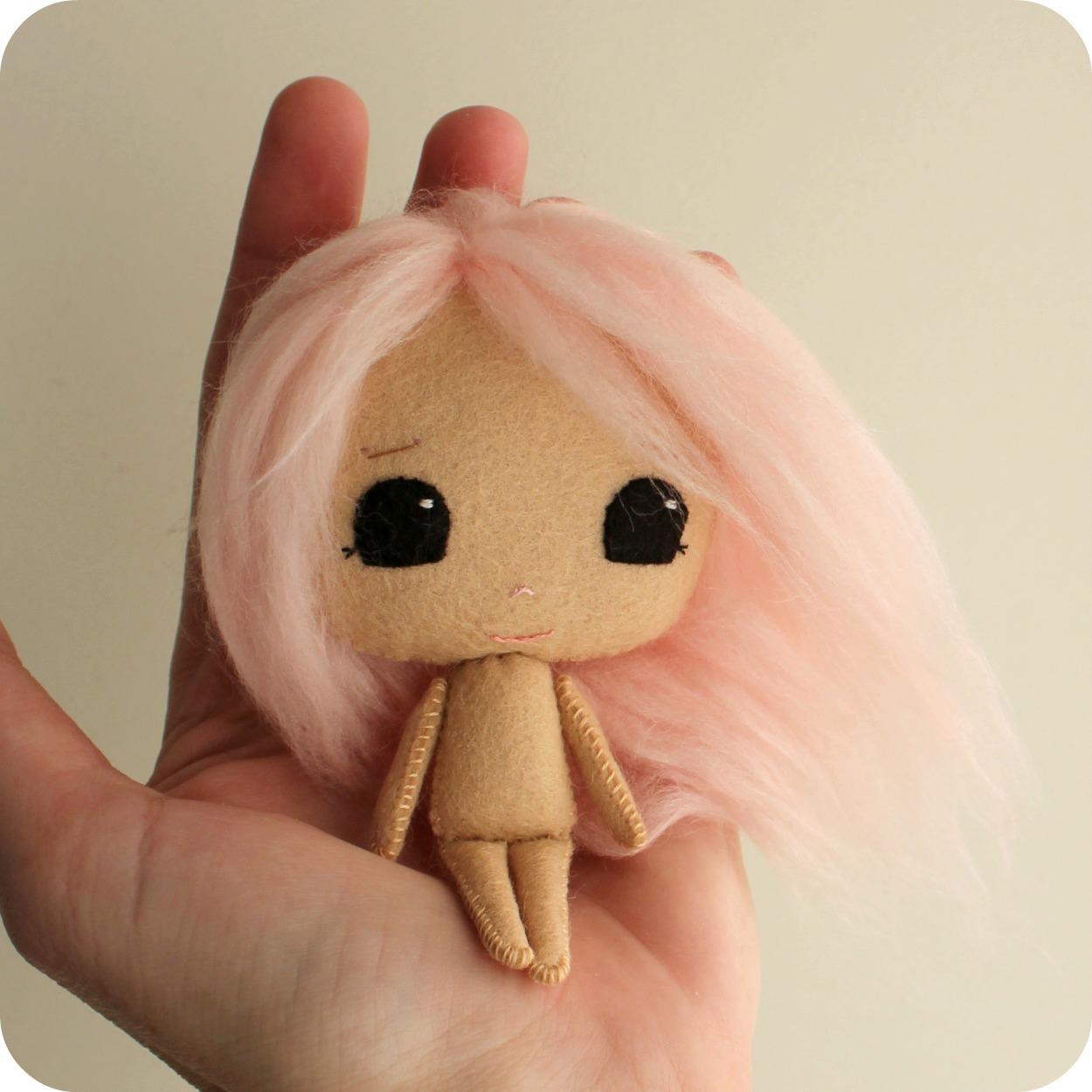 Миленькая игрушка своими руками