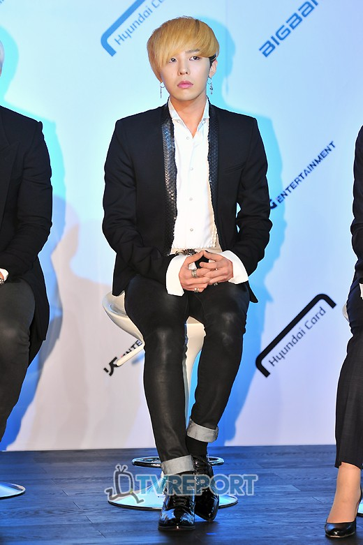 Photo of G-Dragon
