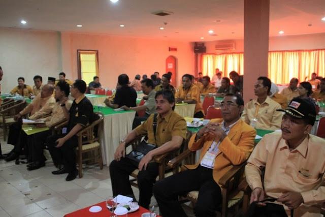 Hanura Pecat Satu Anggota DPRD Kota