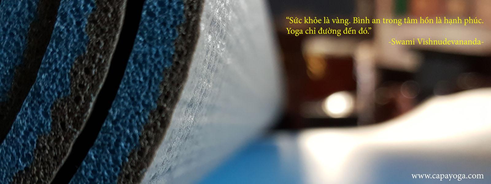 Yoga sẽ dẫn ta đến đâu?