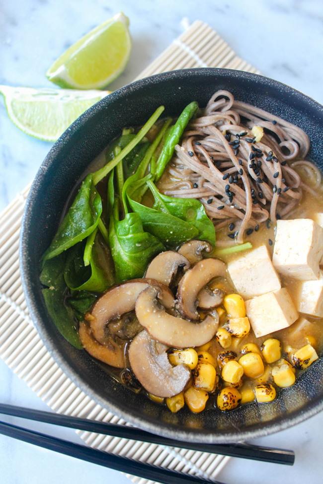 Ingredients For Ginger Miso Broth 1 Tablespoon Olive Oil 2 Teaspoons Minced Garlic 1 Teaspoon Minced Ginger 2 3 Tablespoons Soy Sauce Or Tamari
