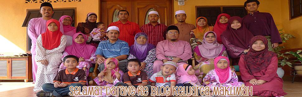 Blog Keluarga Hjh Alimah Hj Dayat