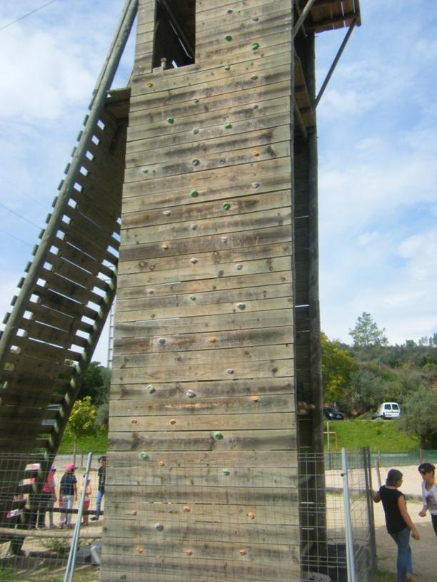 Zona para escalada