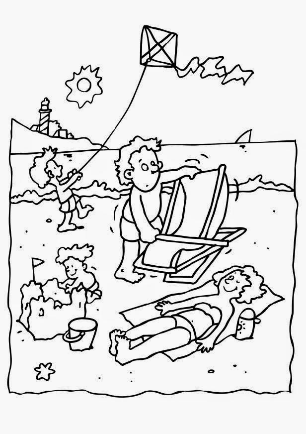 Dibujos para colorear. Maestra de Infantil y Primaria.: Dibujos
