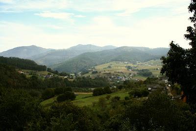 Trevías desde Villar de Bahinas