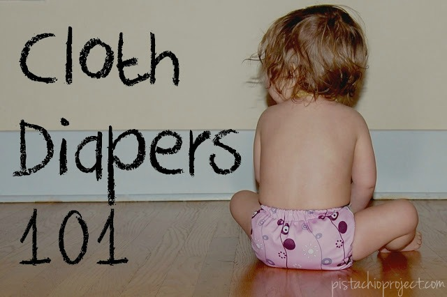 Cloth Diapers 101: Behold The Power of The Sun