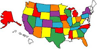 States traveled in the MoHo