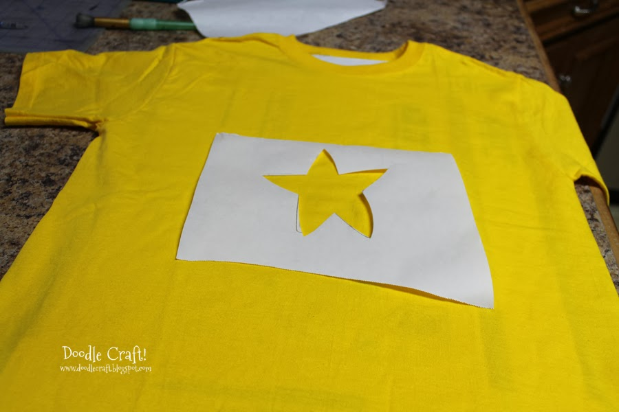 Doodlecraft Star Belly Sneetches T Shirt