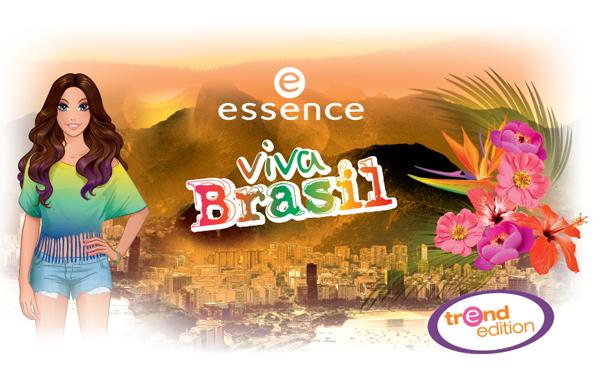 Novità: Essence Viva Brasil 2014