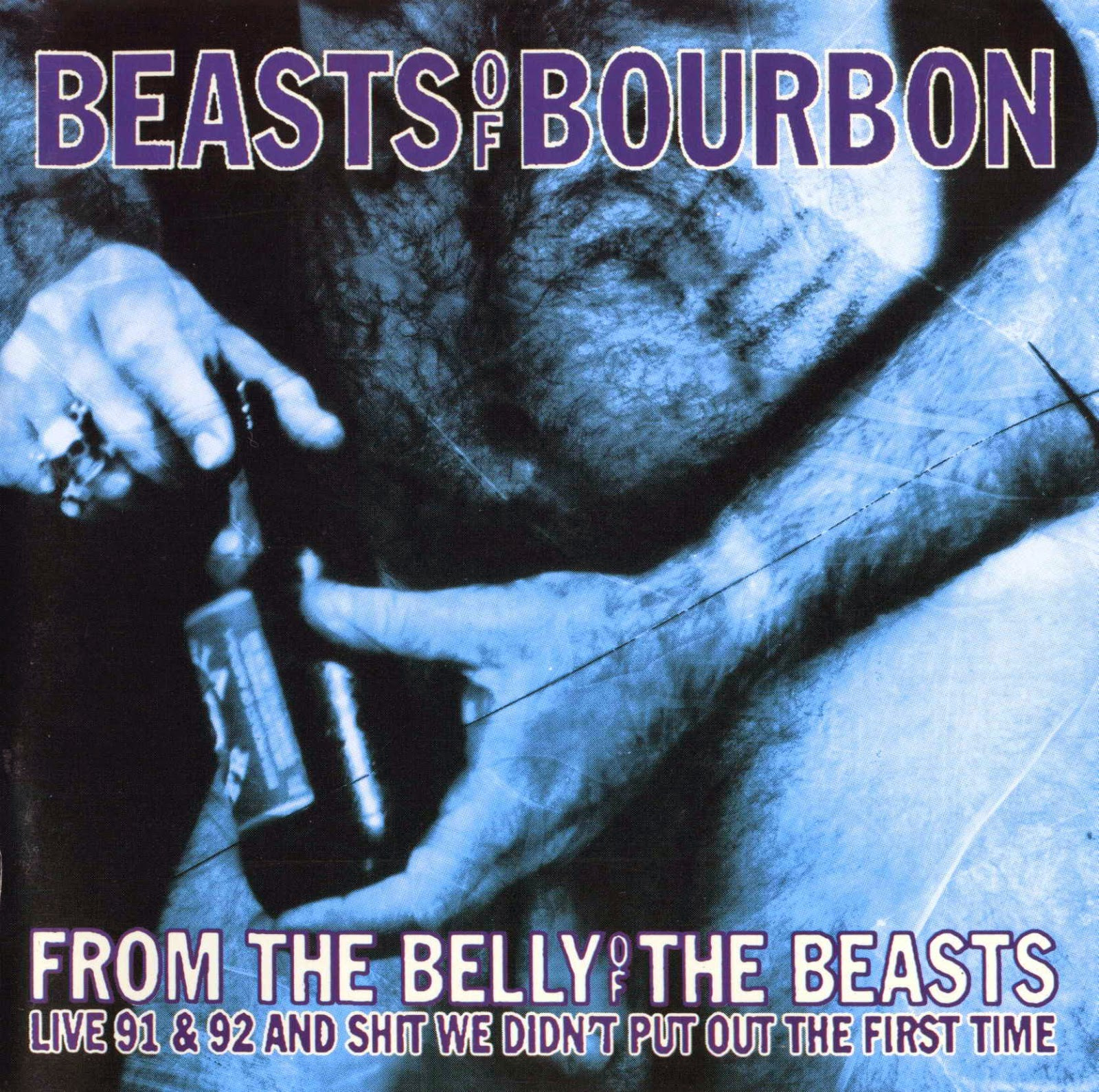 Beasts Of Bourbon, The - Let's Get Funky