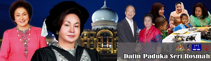 Datin Paduka Seri Rosmah
