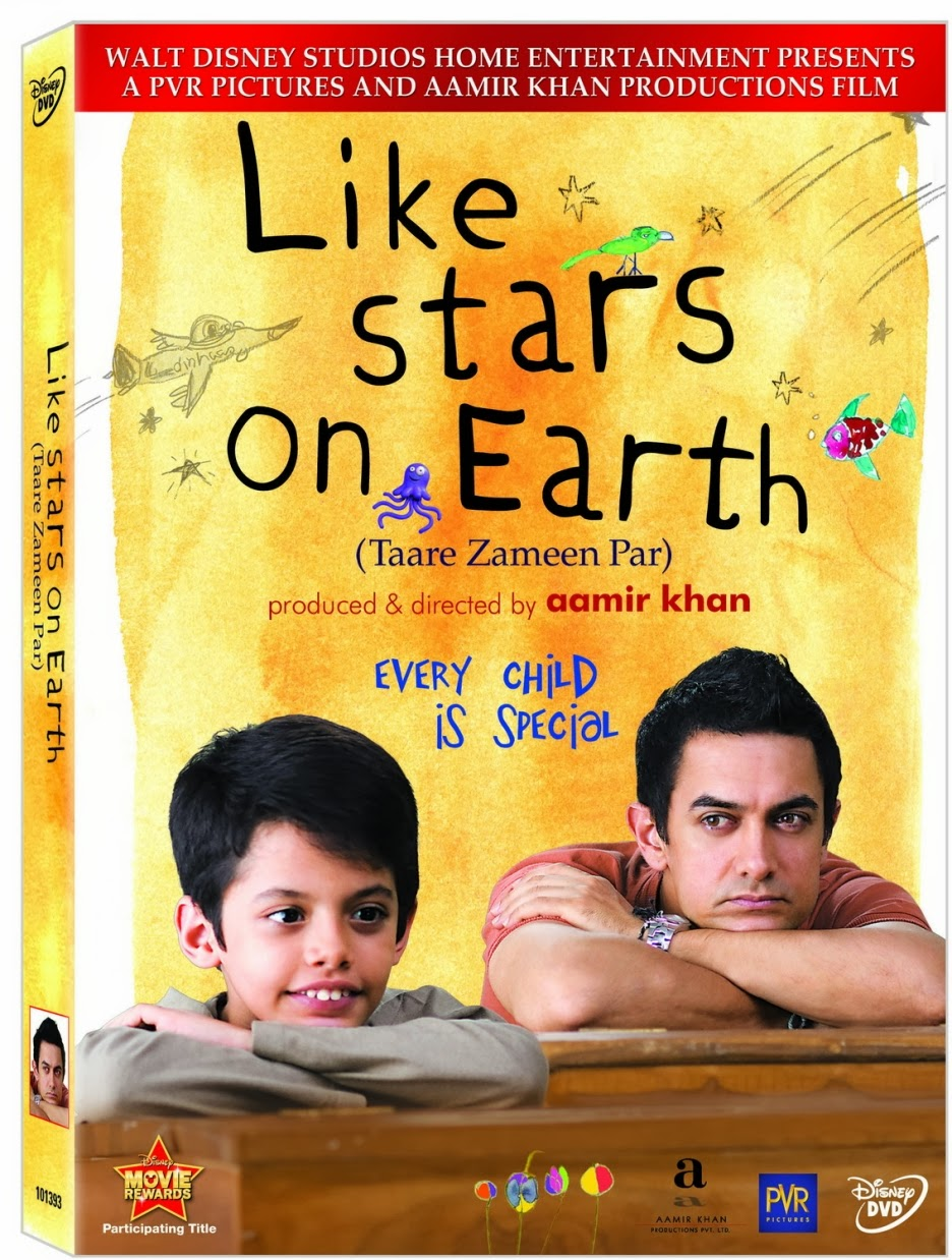 Film Review: Taara Zameen Par (Like Stars on Earth)