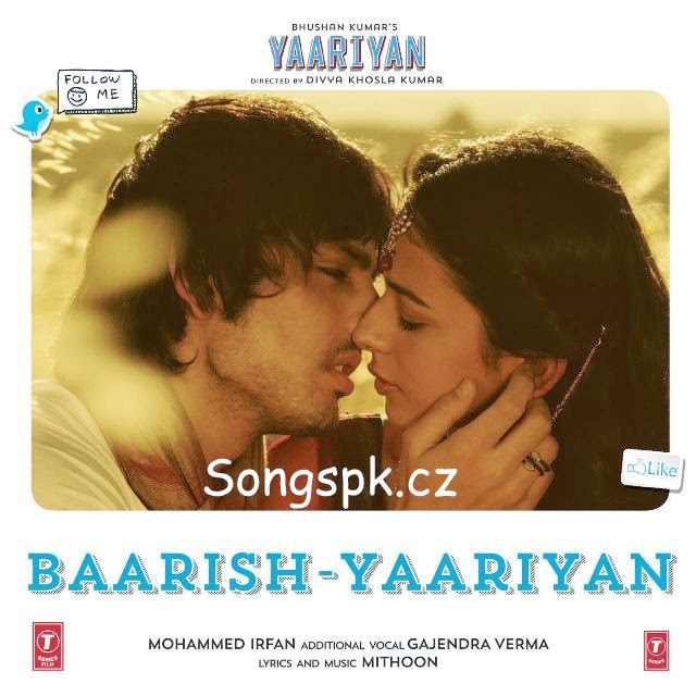 Baarish - Yaariyan Mp3 Song