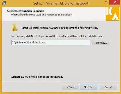 install adb fastboot tool