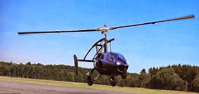 Wow inilah mobil pertama yang bisa terbang
