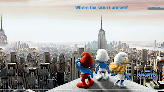 Where the smurf are we?