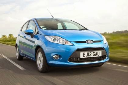 Ford's European Sales and Market Share Up in April