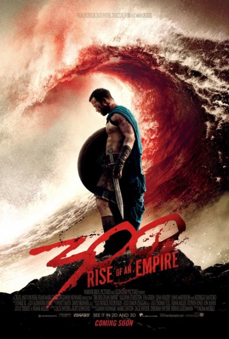 300 Rise of an Empire Poster 2013